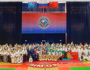 Всероссийские соревнования по восточному боевому единоборству. г. Подольск