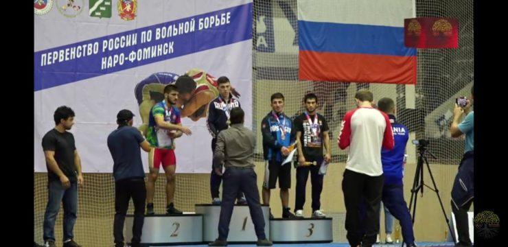 Первенство России по спортивной борьбе (вольная борьба) среди юниоров до 21 года
