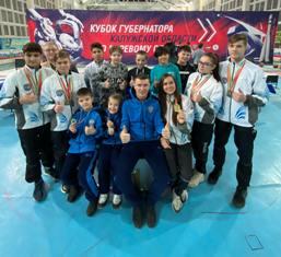 С 25 по 29 ноября 2020 в г. Калуга прошли Всероссийские соревнования «Кубок Губернатора Калужской области» и «Путь к Олимпу»