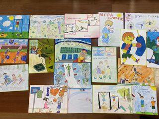 Конкурс семейного рисунка «Югра спортивная»