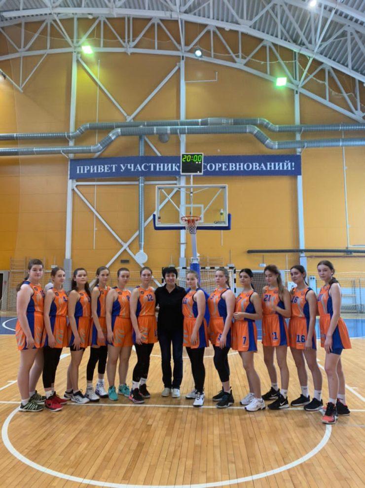 Первенство Ханты-Мансийского автономного округа – Югры по баскетболу