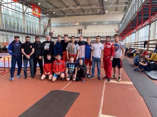С 17 по 20 мая в г. Челябинск состоялся 2 этап Спартакиады учащихся России по вольной борьбе.
