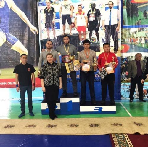 X Международный турнир по вольной и женской борьбе