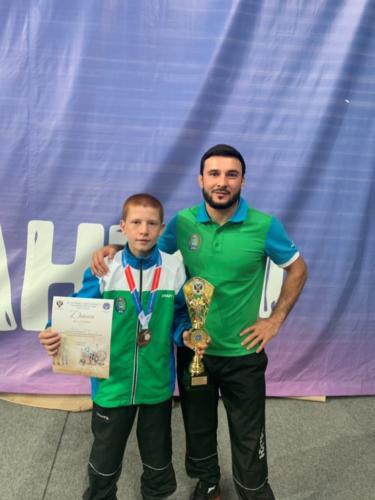 Финал IX летней Спартакиады учащихся России 2019 года по вольной борьбе