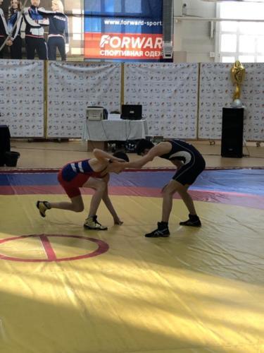Первенство ХМАО-Югры по спортивной борьбе (февраль 2019)