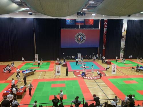 Всероссийские соревнования по восточному боевому единоборству. г. Подольск 07-08 февраля 2020